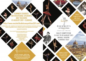 CECCHETTI INTERNATIONAL Brochure