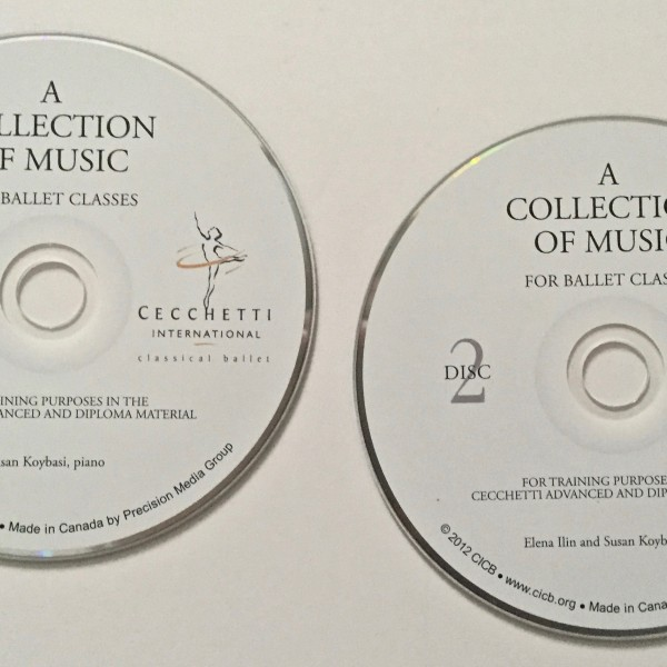 2 Music CDs