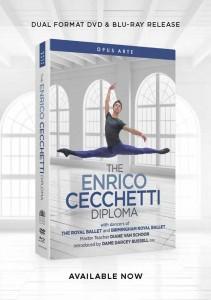 The Enrico Cecchetti Diploma ~ Flyer_Page_1