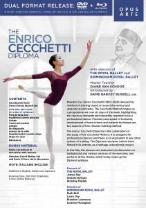 The Enrico Cecchetti Diploma ~ Flyer_Page_2